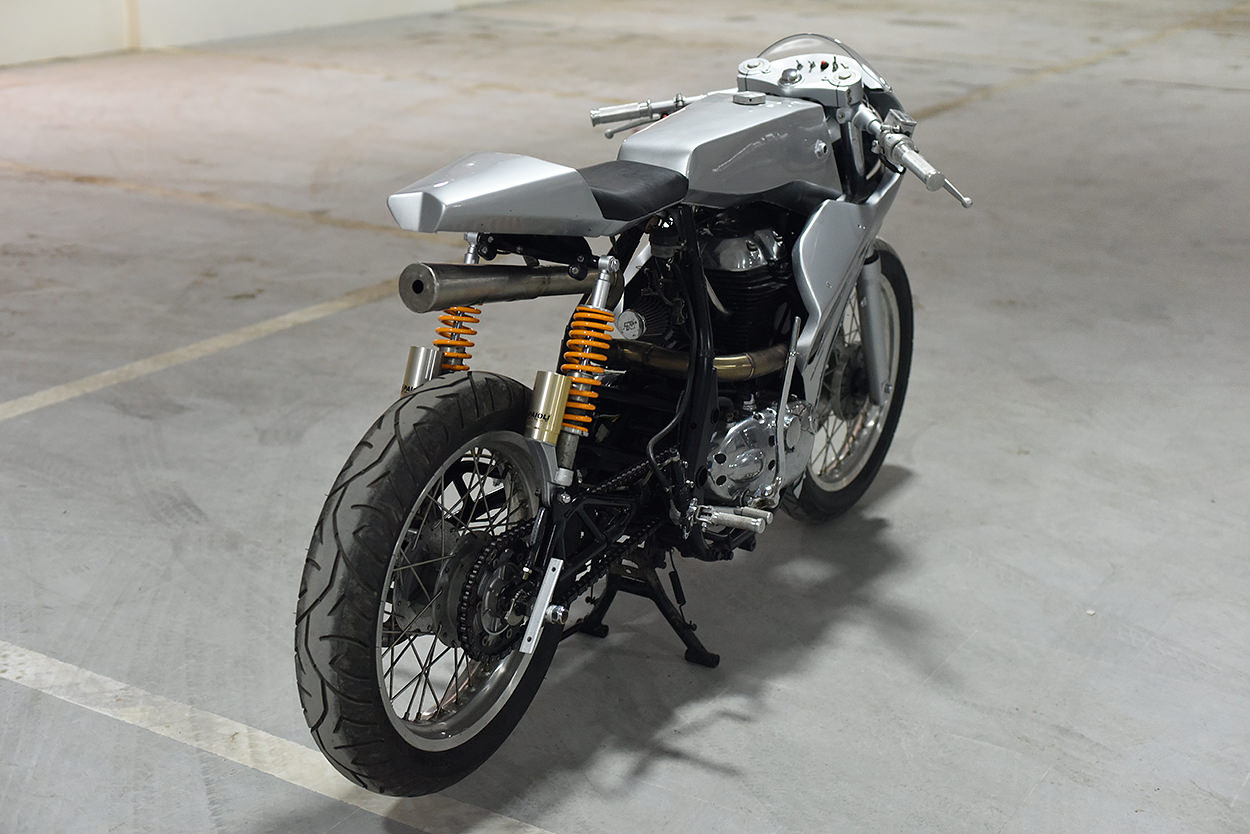 Royal Enfield Continental GT 535 by J&D Custom Co.