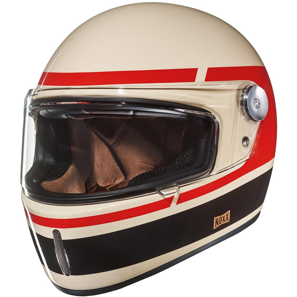 Win a NEXX X.G100 Racer motorcycle helmet
