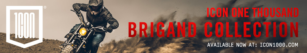 The new ICON 1000 Brigand Collection
