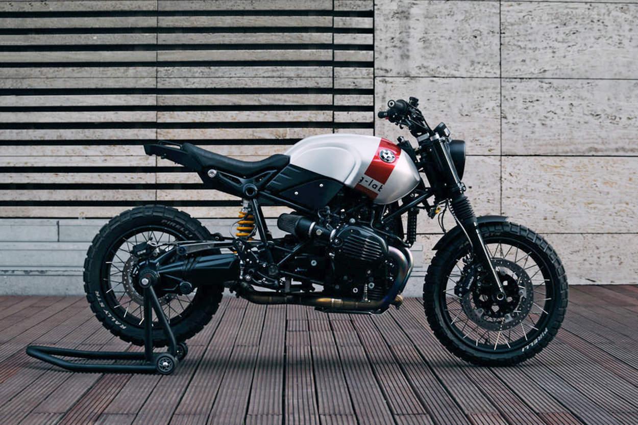 BMW R nineT Scrambler by SE Concept Bikes