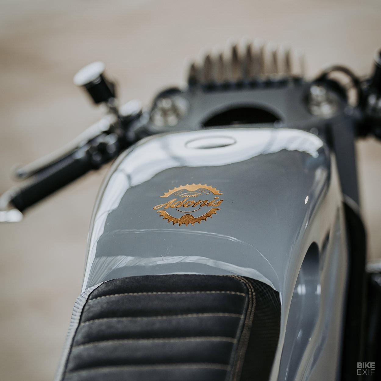 Custom Ducati Monster S4R by Moto Adonis