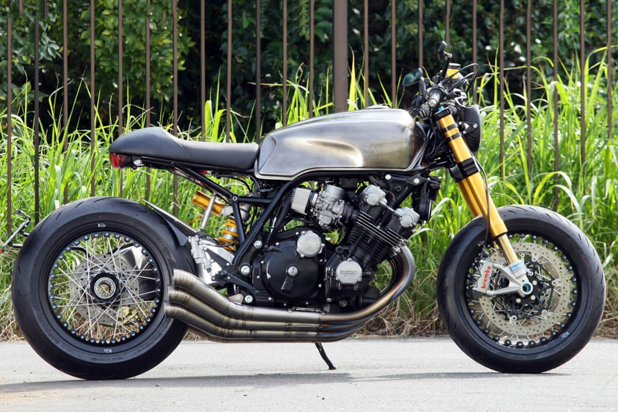 Custom Honda CBX by Remotion of Japan