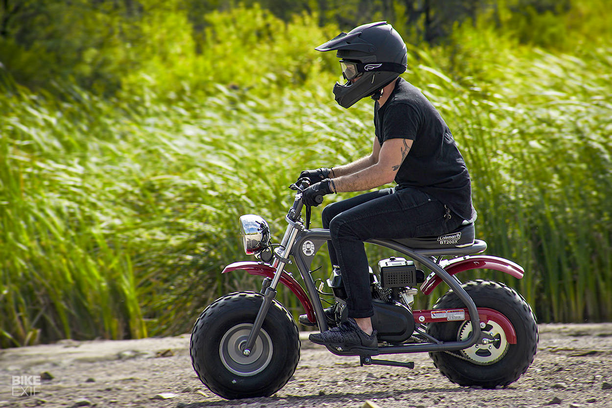 Coleman BT200X mini bike