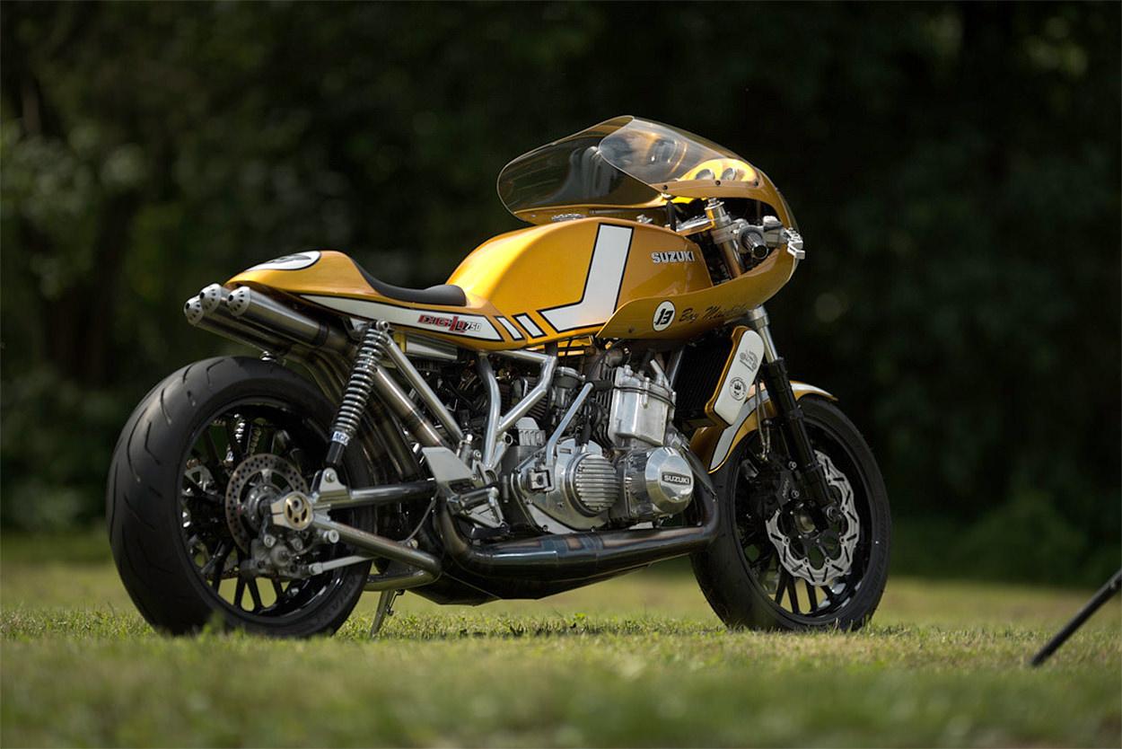 Egli Suzuki GT750 by Extremebikes