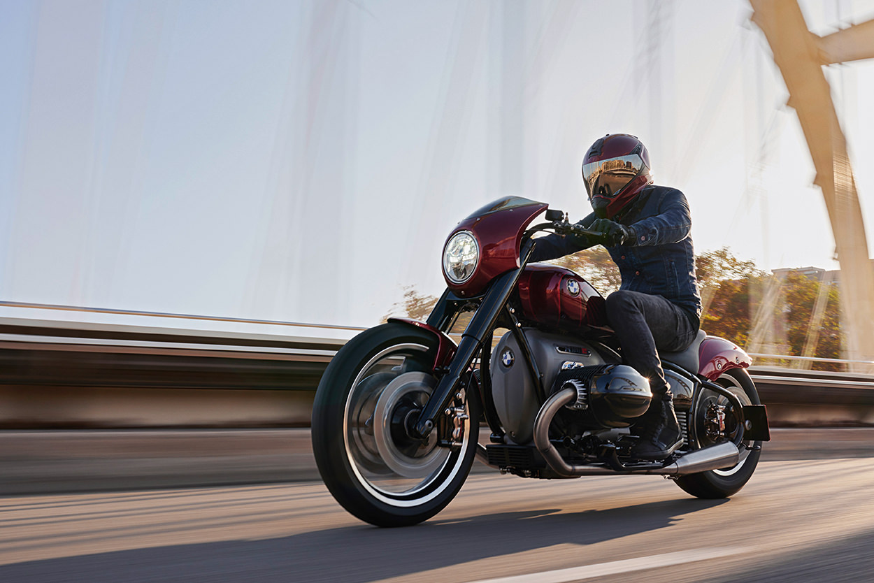 Bicicletas EICMA 2019: BMW Concept R18 / 2
