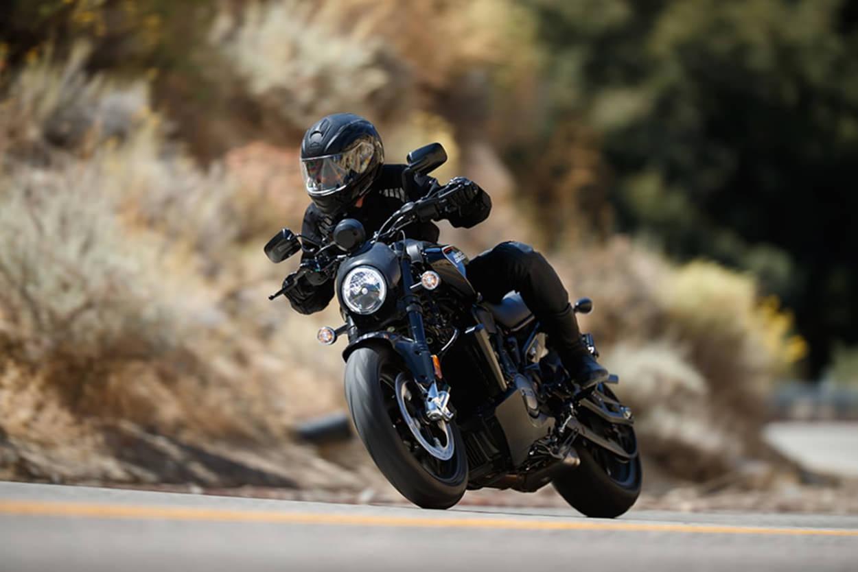 Bicicletas EICMA 2019: The Harley Bronx
