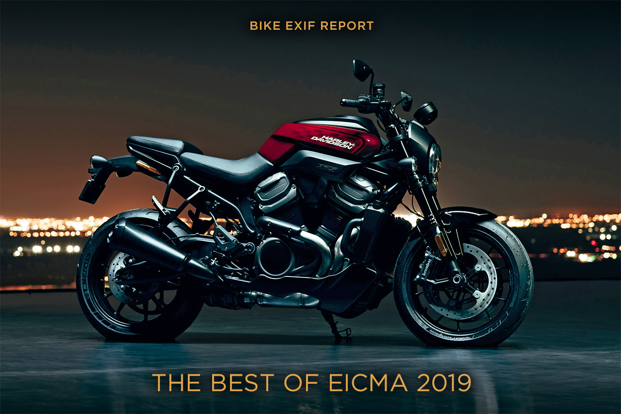 The best EICMA Bikes of 2019