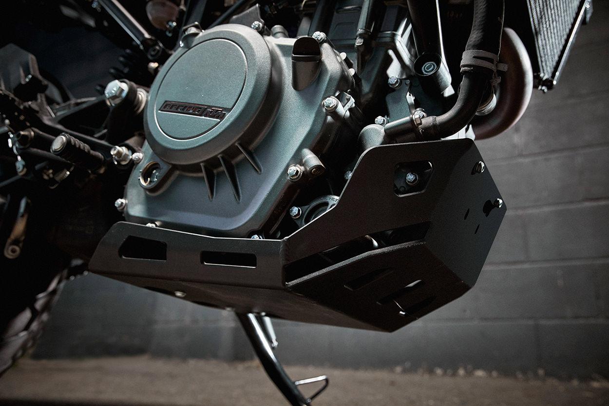 2017 KTM Duke 390 custom by Ellaspede