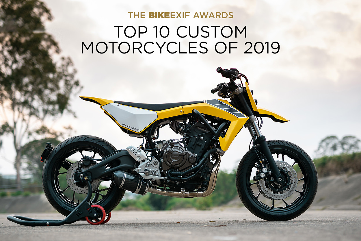 Revealed: The Top 10 Custom Motorcycles of 2019