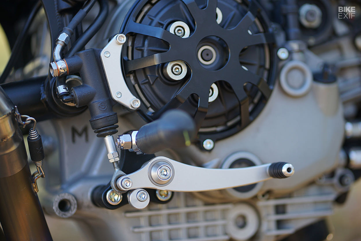Custom Ducati Multistrada 1000 DS by 46works