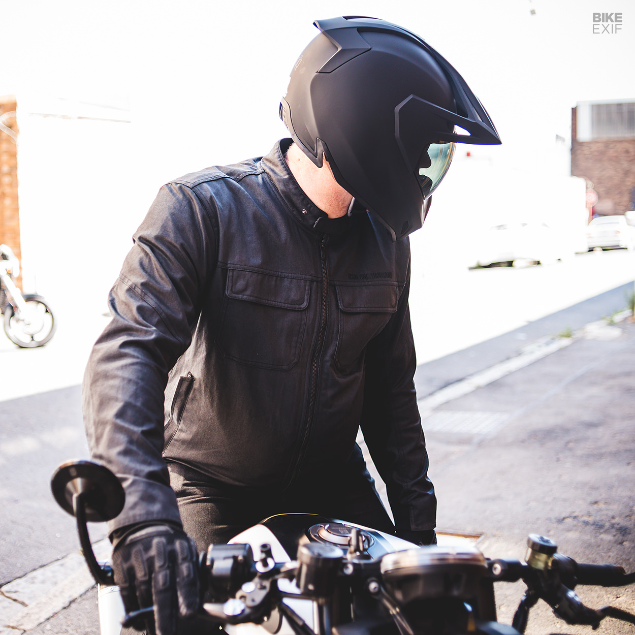 Review: The ICON 1000 Brigand jacket