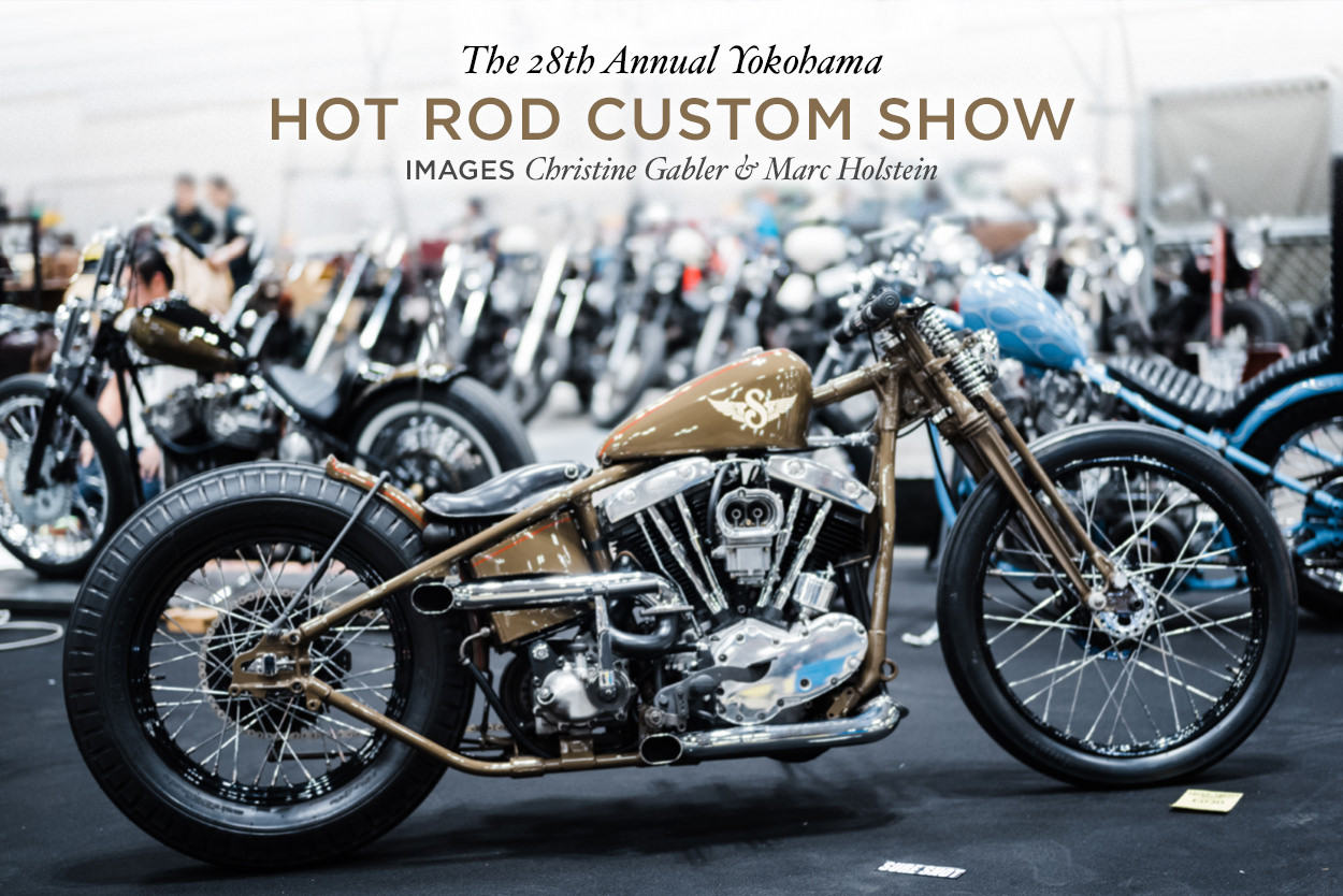 Report: The 2019 Mooneyes Hot Rod Custom Show in Yokohama, Japan