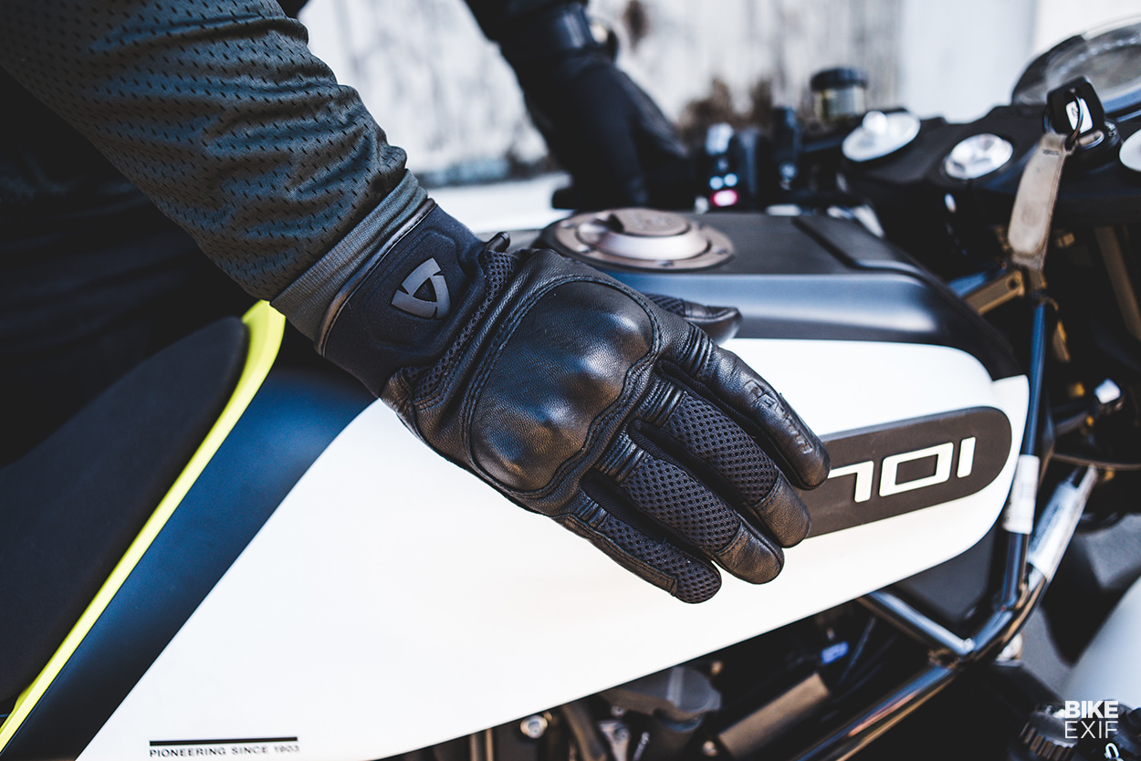 Review: The REV'IT! Arch motorcycle glove