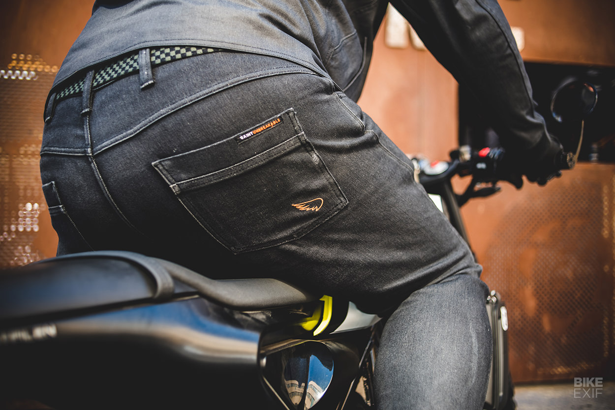 Review: Saint Unbreakable Stretch motorcycle jeans