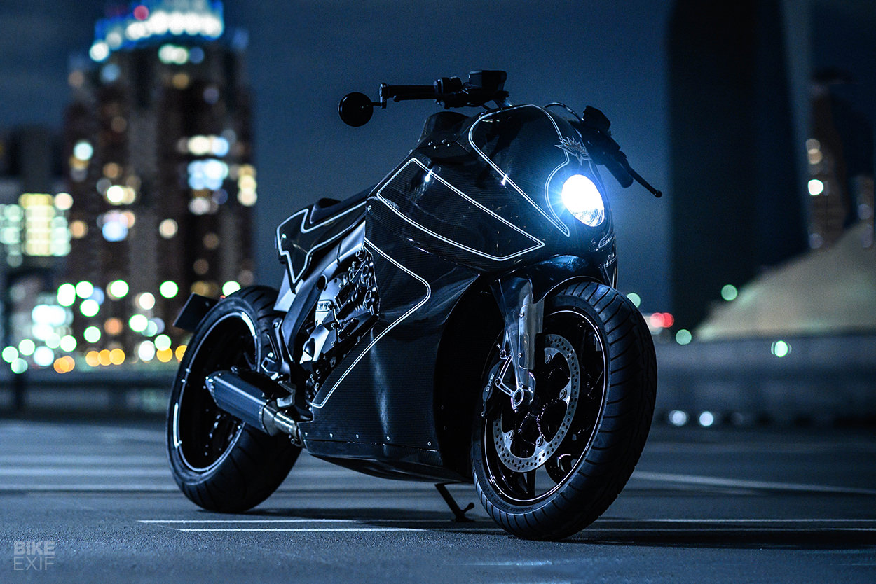 Custom BMW K1600 B by Custom Works Zon