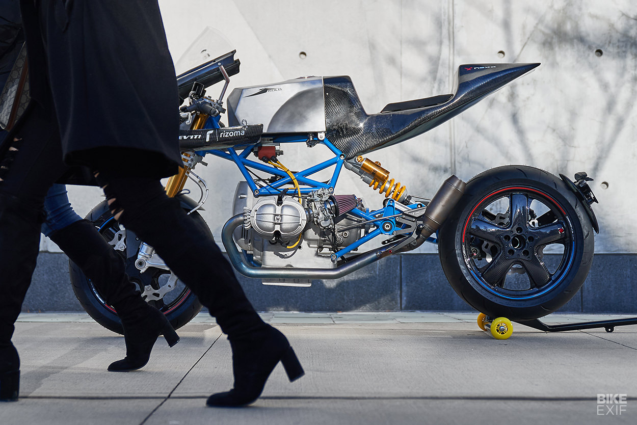 Battle of The Twins Redux: A 310-pound BMW R90/6 racer