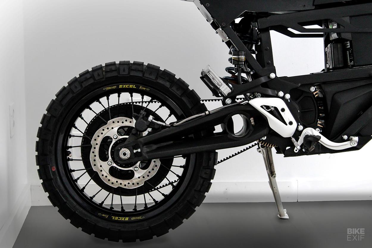 Custom Zero FX ZF3.6 by Droog Moto