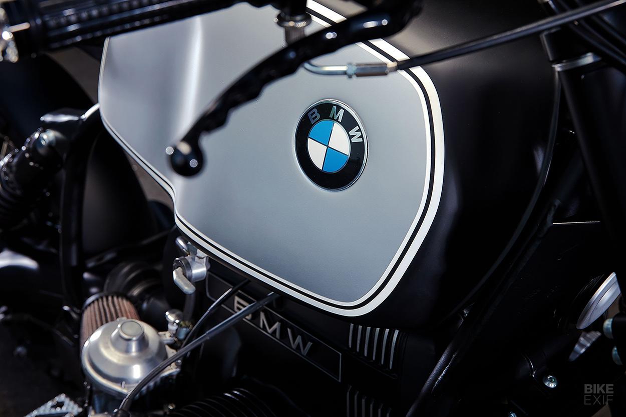 BMW R100R scrambler by Ellaspede