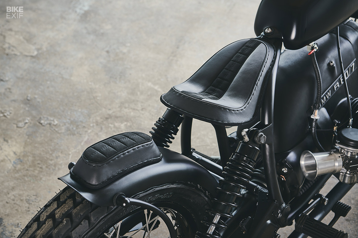 BMW bobber custom by Federal Moto