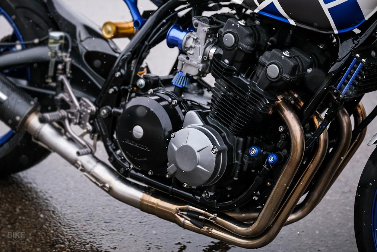 Tokyo Nights: A 1981 Honda CB900F custom