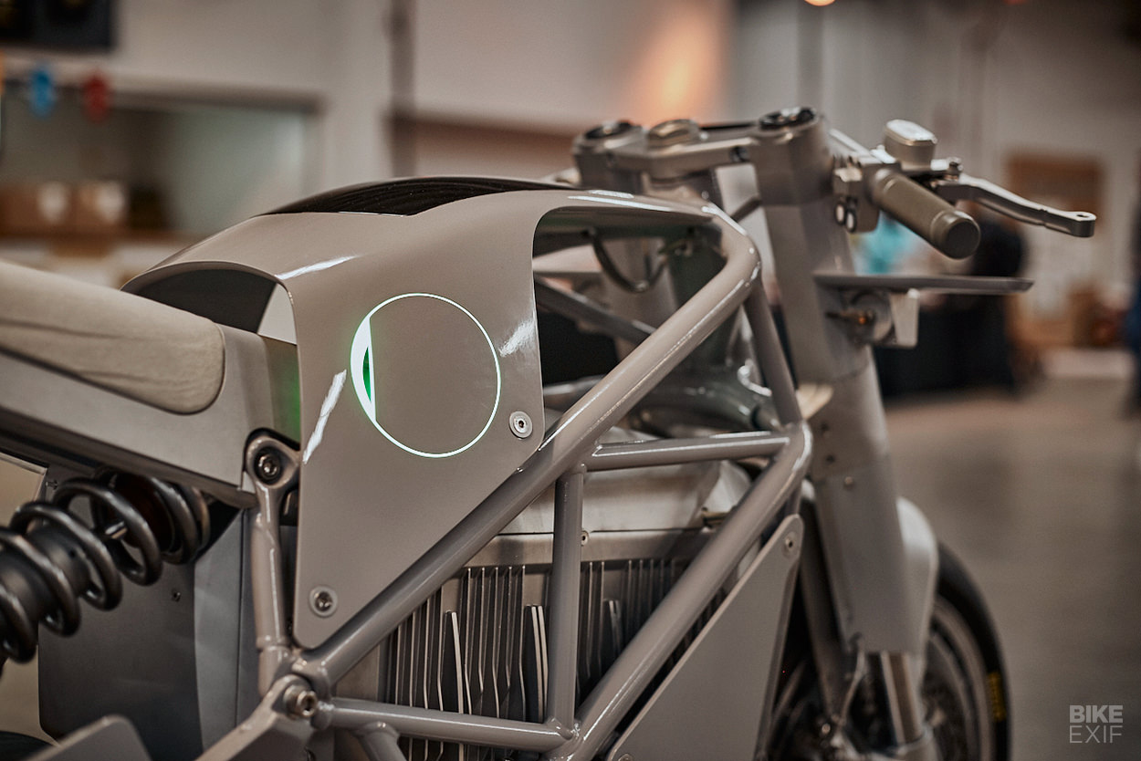 Zero XP by Untitled Motorcycles at the 2020 One Motorcycle Show