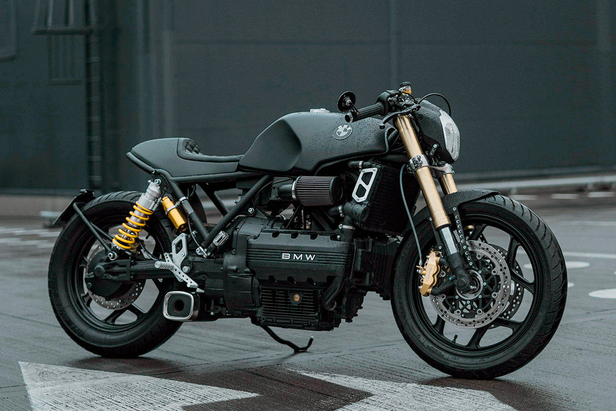 BMW K100 cafe racer by Two Wheels Empire