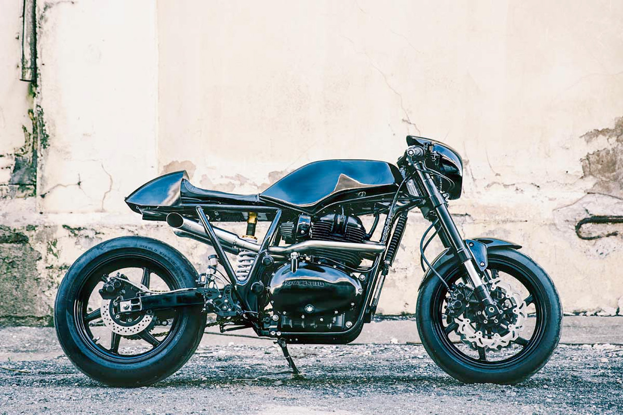 Royal Enfield Continental GT 650 by Tasmanian Motorcycle Warehouse
