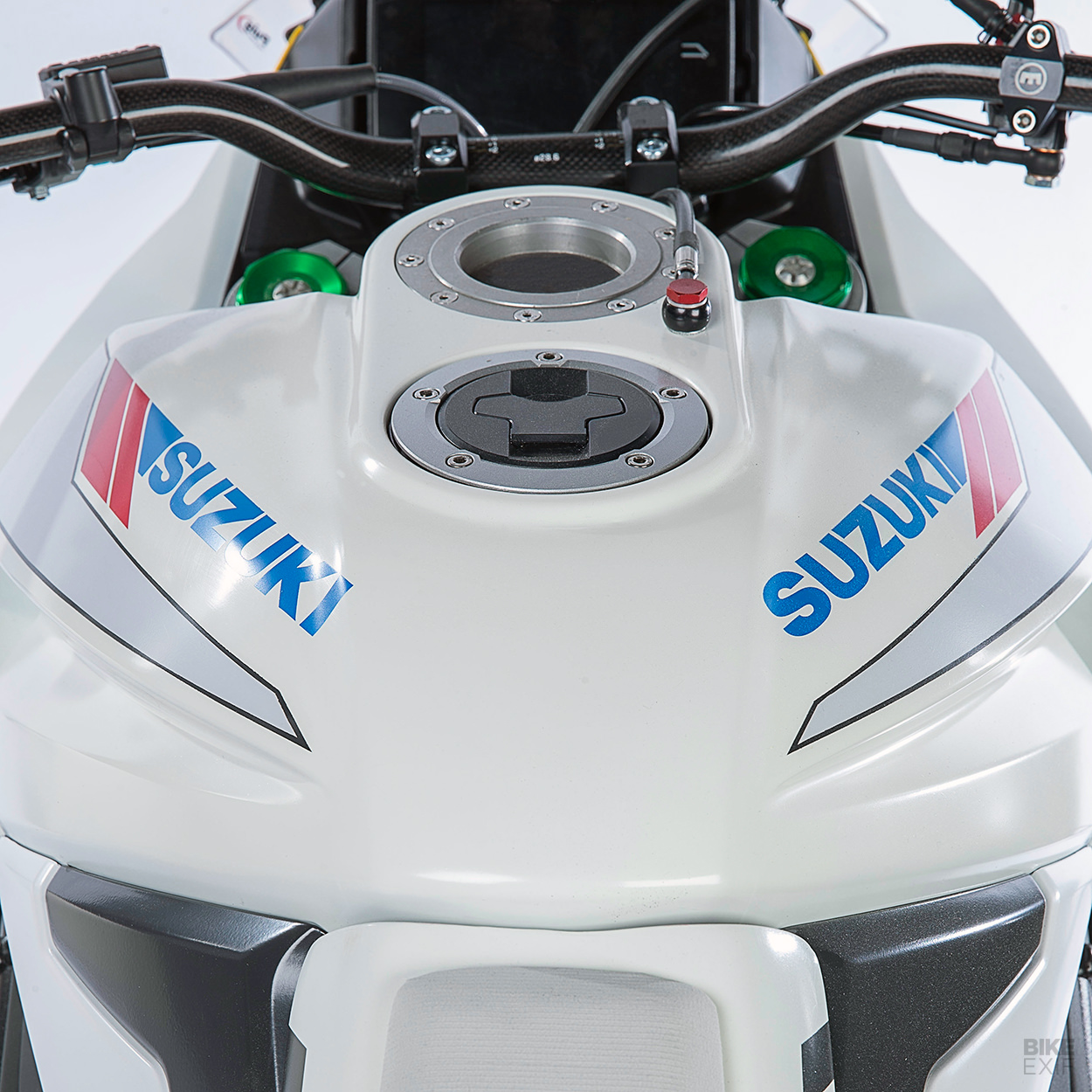 Custom 2020 Suzuki Katana by ICON