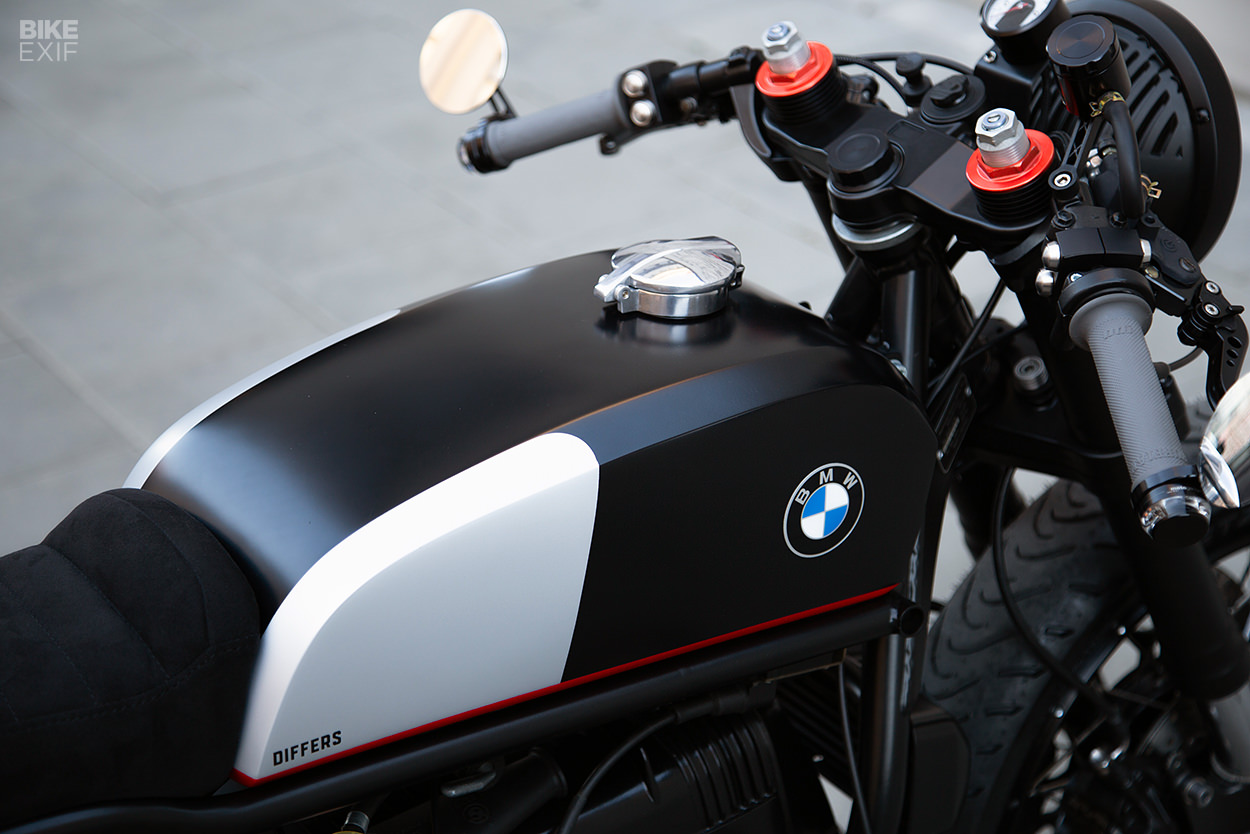 Boxer Magic: A BMW airhead cafe racer from Lithuania