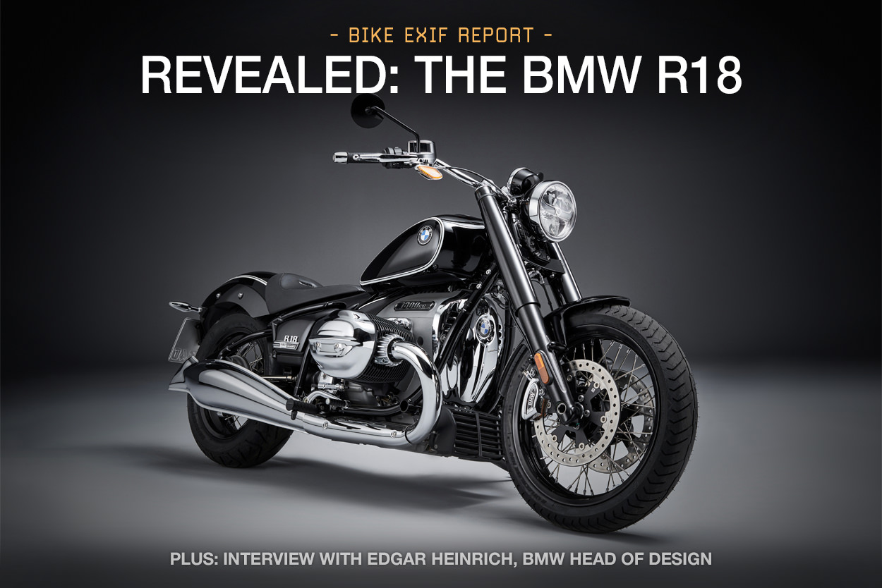 2020 Bmw R18 Motorcycle