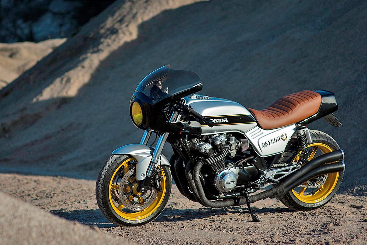 Custom Honda CB900 Bol d'Or cafe racer
