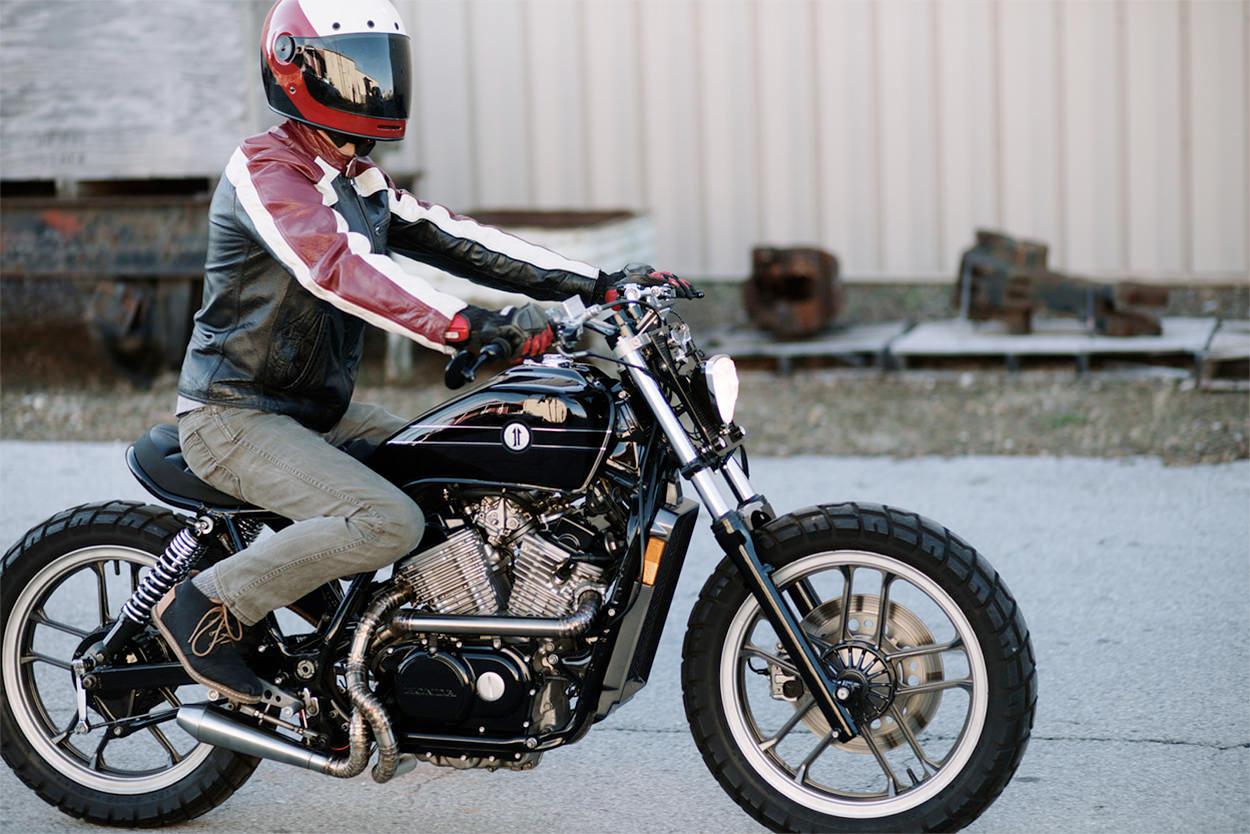 Custom Honda Shadow 500
