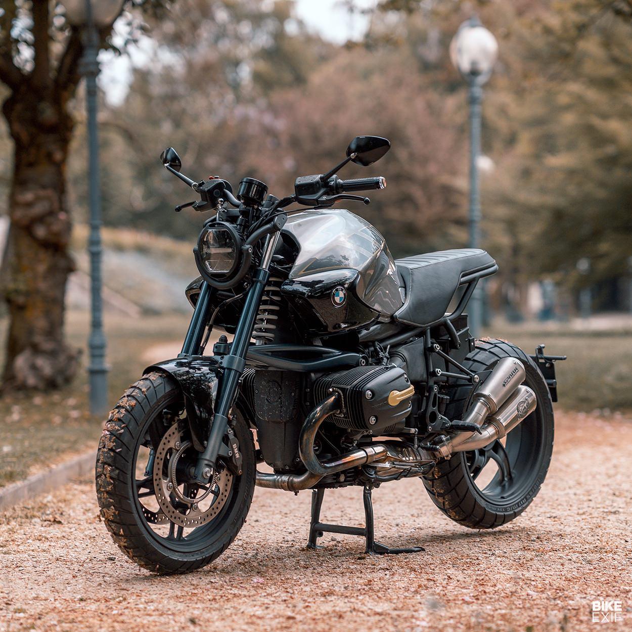 Custom BMW R1150R by NCT