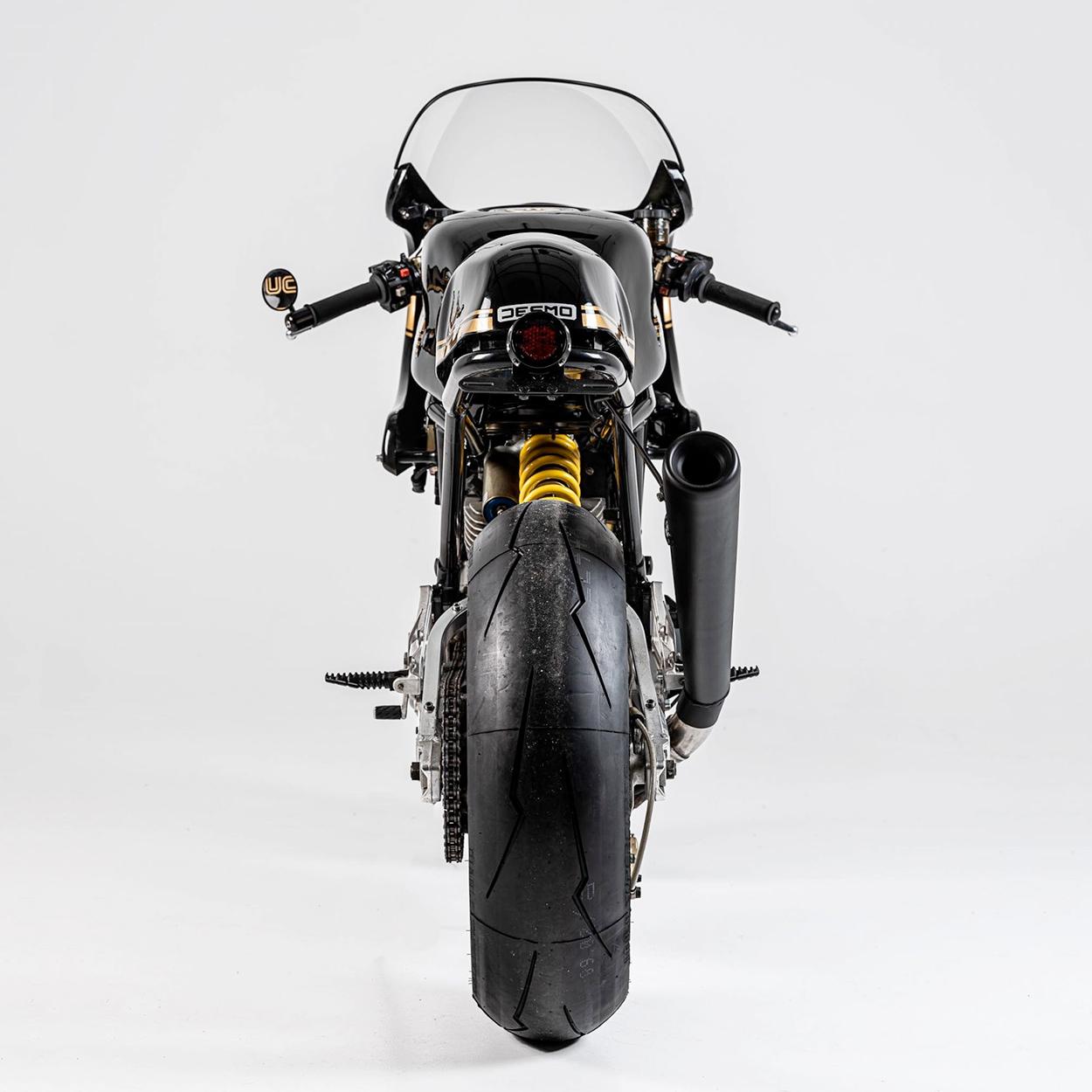 Ducati 900 Supersport Darmah tribute