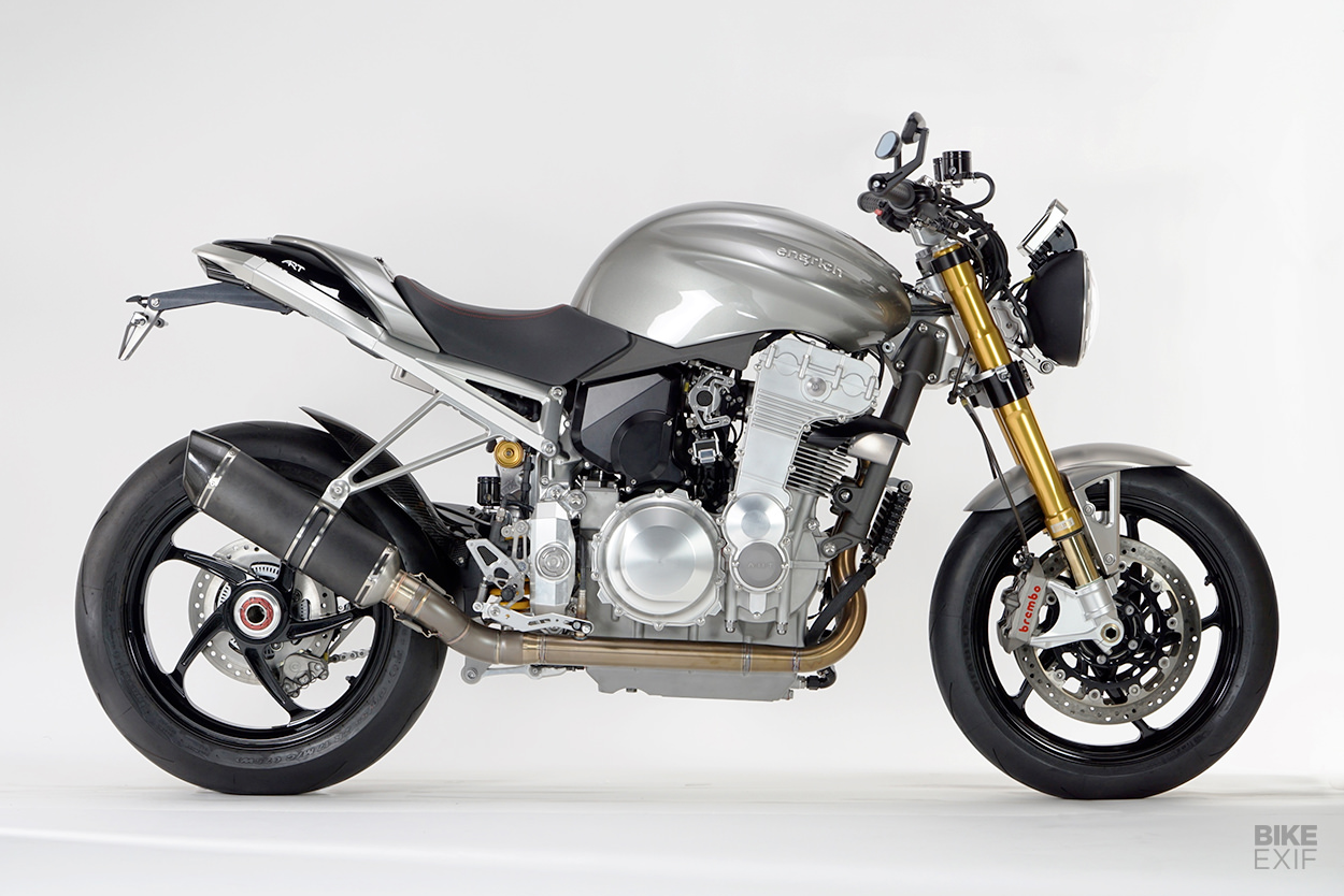 The Engrich motorcycle from New Zealand
