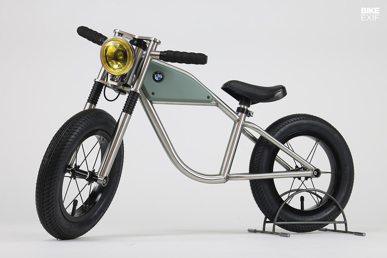 BMW balance bike by Roel van Heur