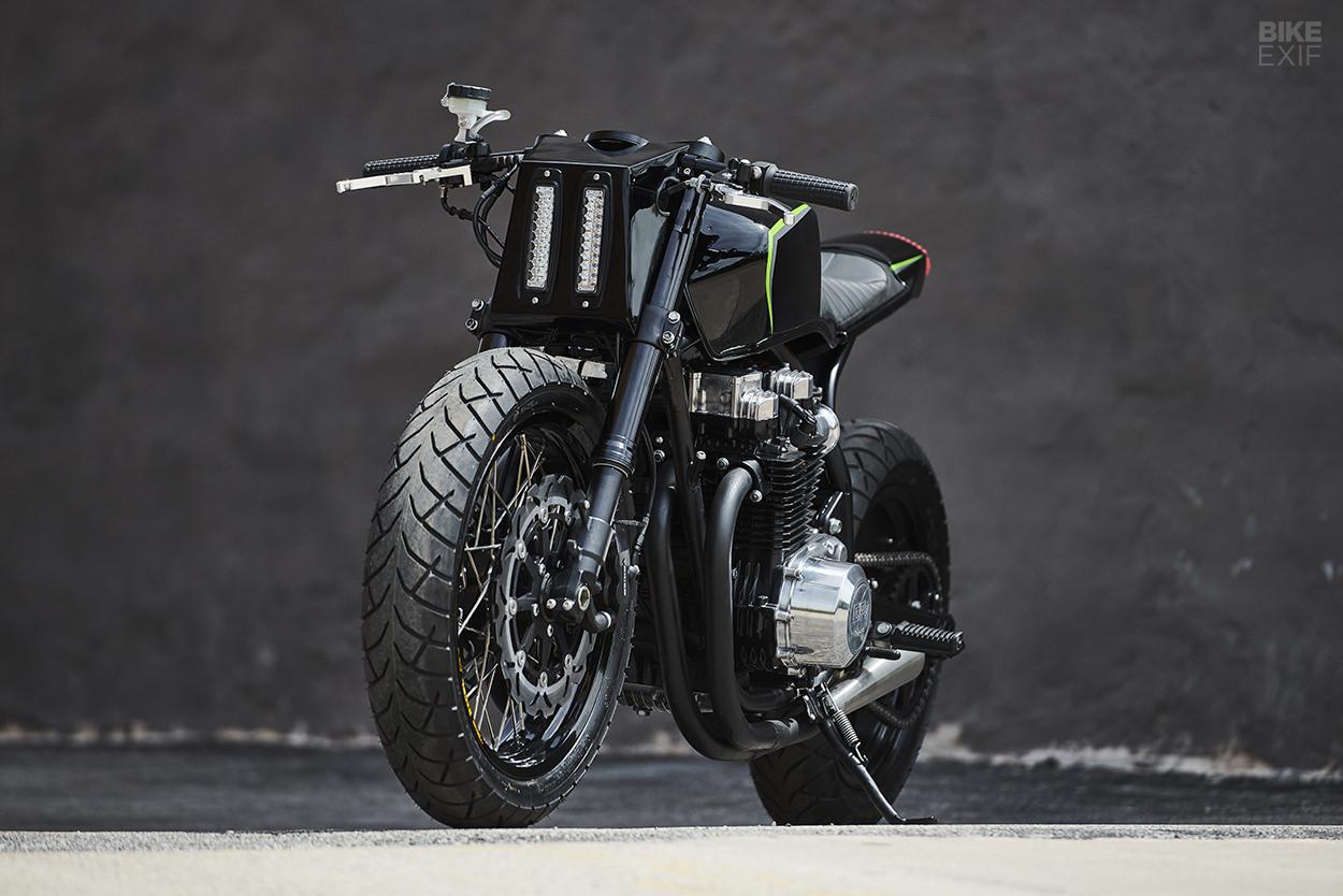 Channeling Top Gun: A custom Kawasaki GPz1100 from Federal Moto