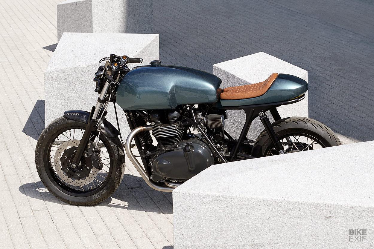 Triumph Thruxton by Nova Motorcycles