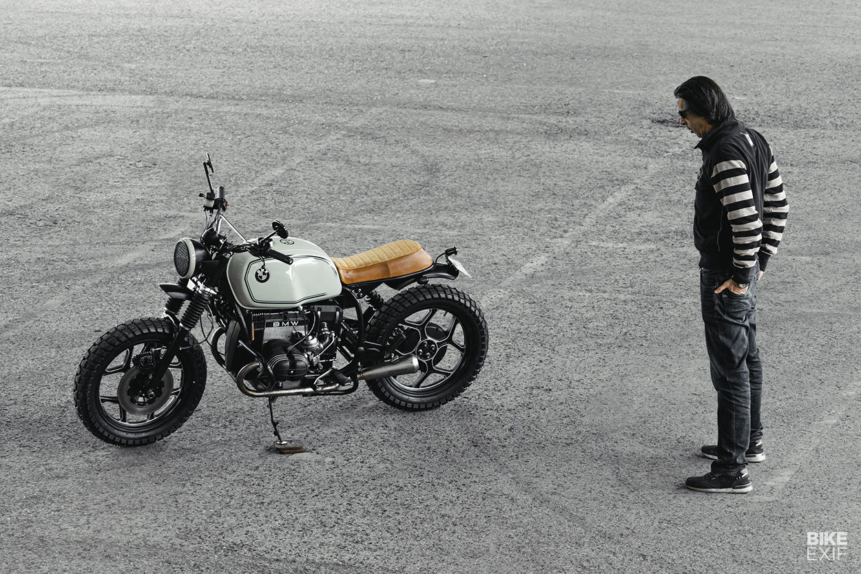 BMW R80 by Unik Edition
