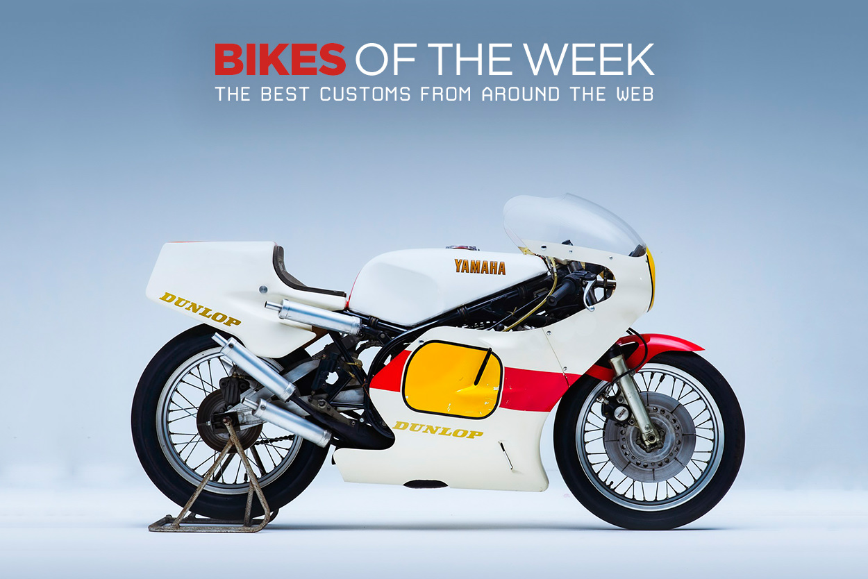 The best racing motorcycles, customs and classics from around the web