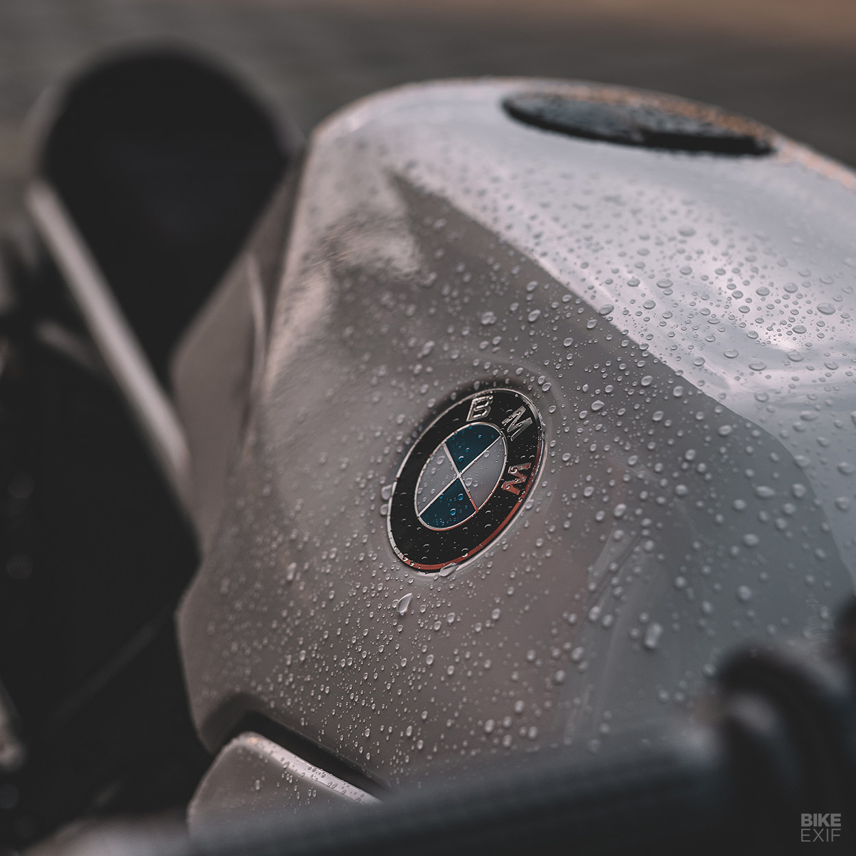 BMW K100RS cafe racer by Motocrew