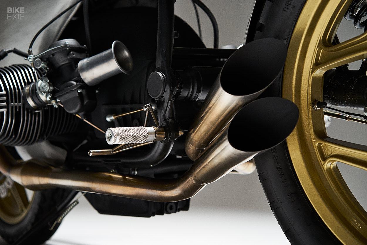 BMW R80 cafe racer by Eastern Spirit Garage