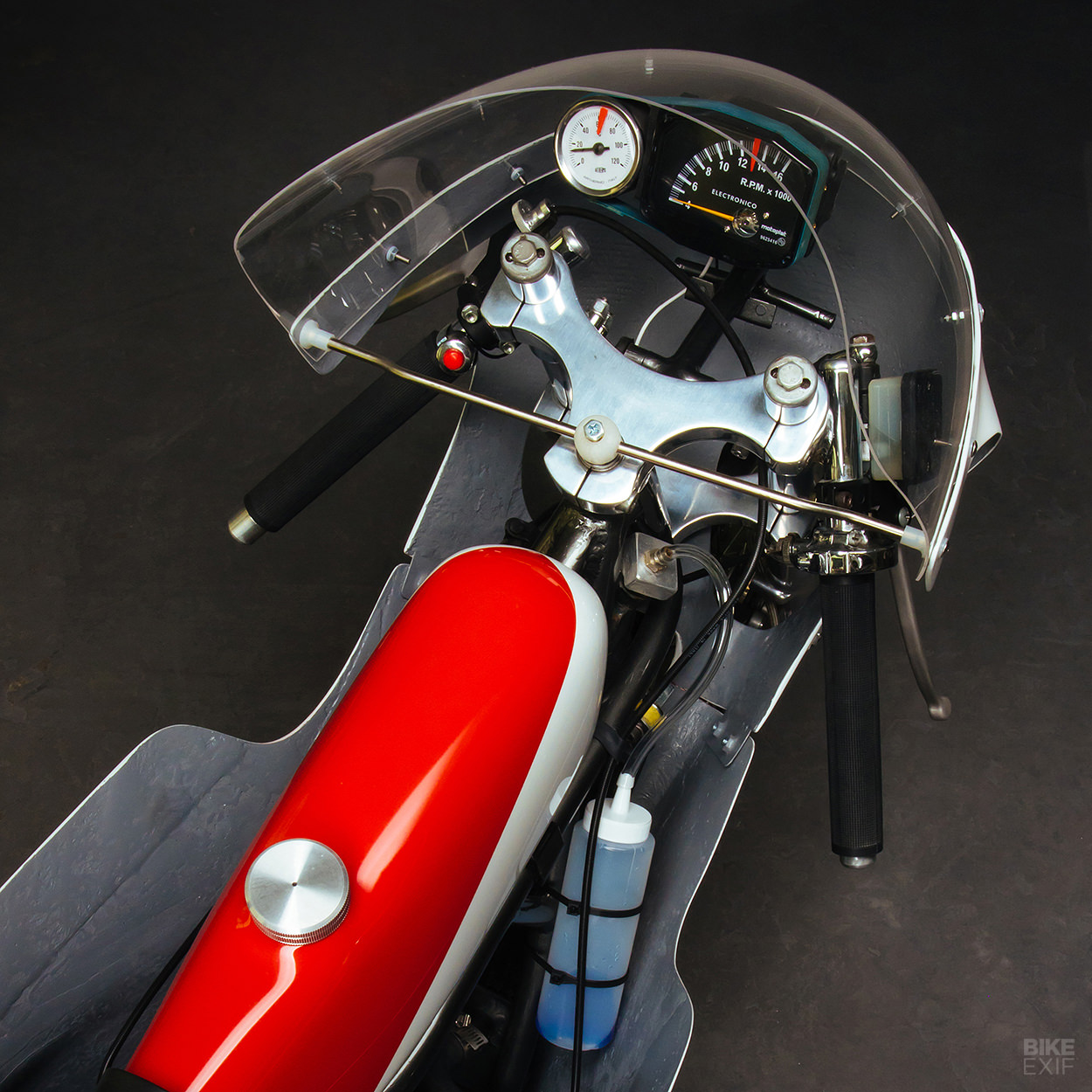 1975 Minarelli 50 GP racing motorcycle