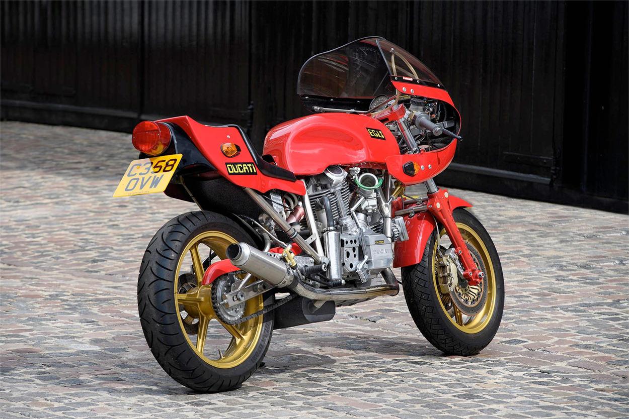1986 Egli-Ducati 900 SS