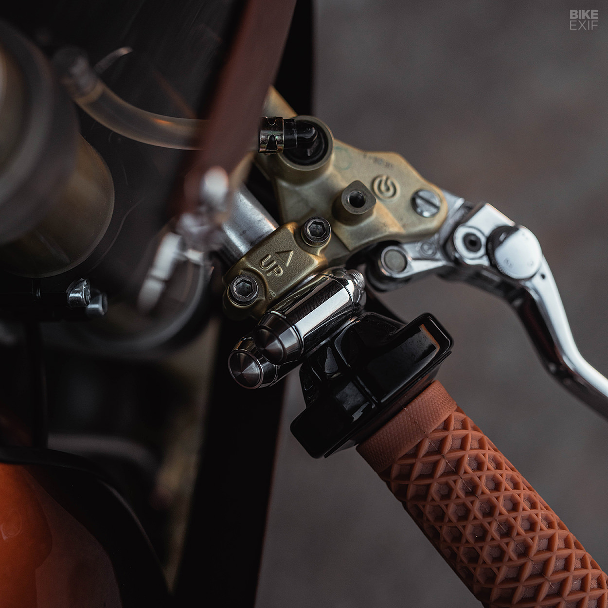 Ducati 900 SS cafe racer by Upcycle Motor Garage