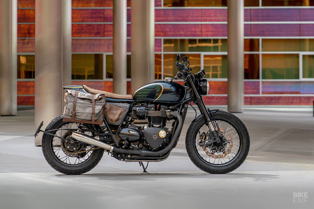 Triumph Street Twin custom