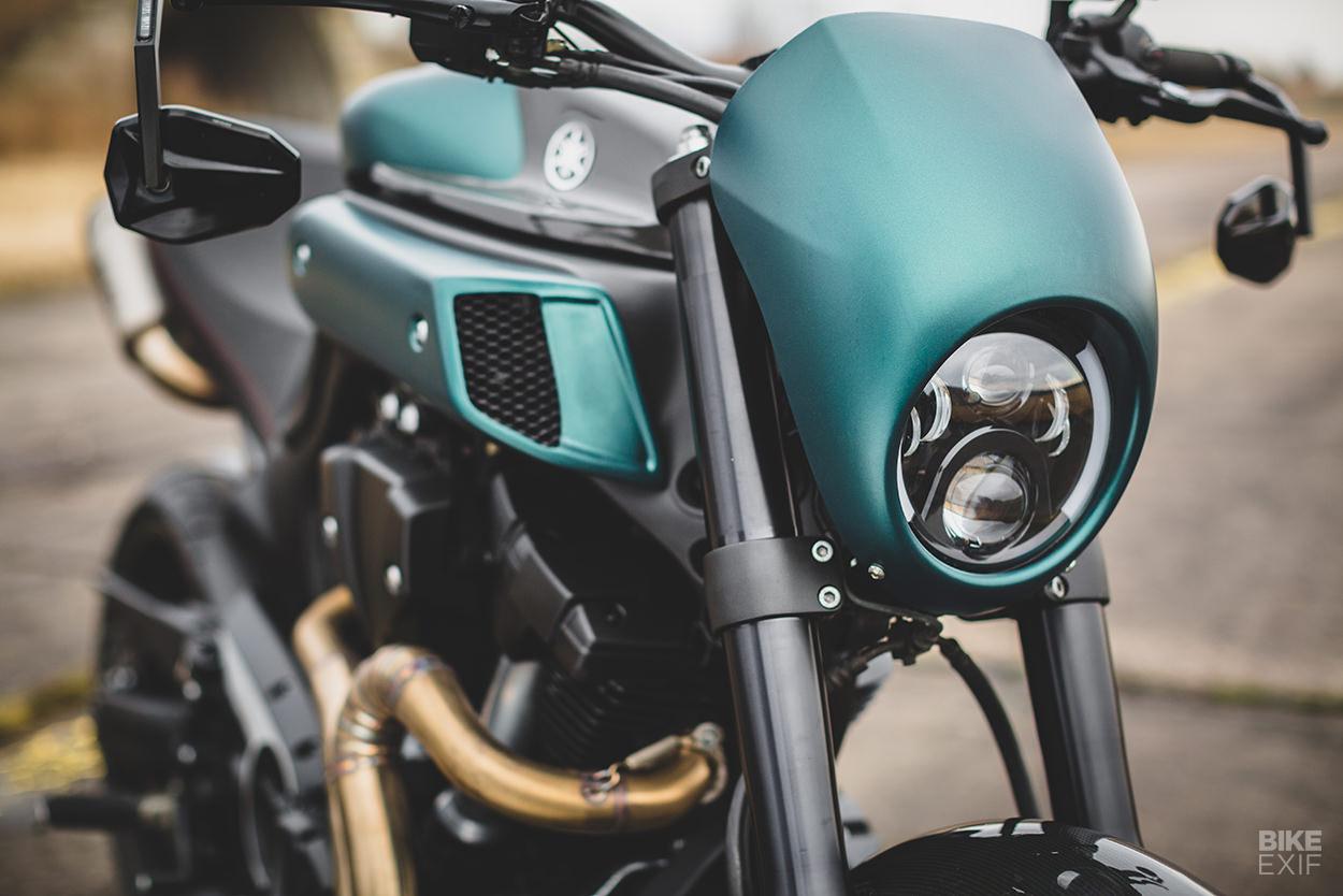 Yamaha MT-01 by Kalapea Garage