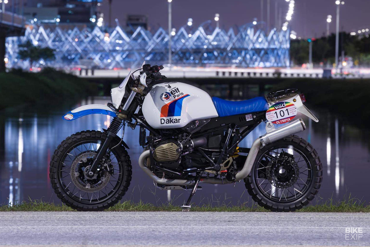Custom BMW R nineT Urban G/S