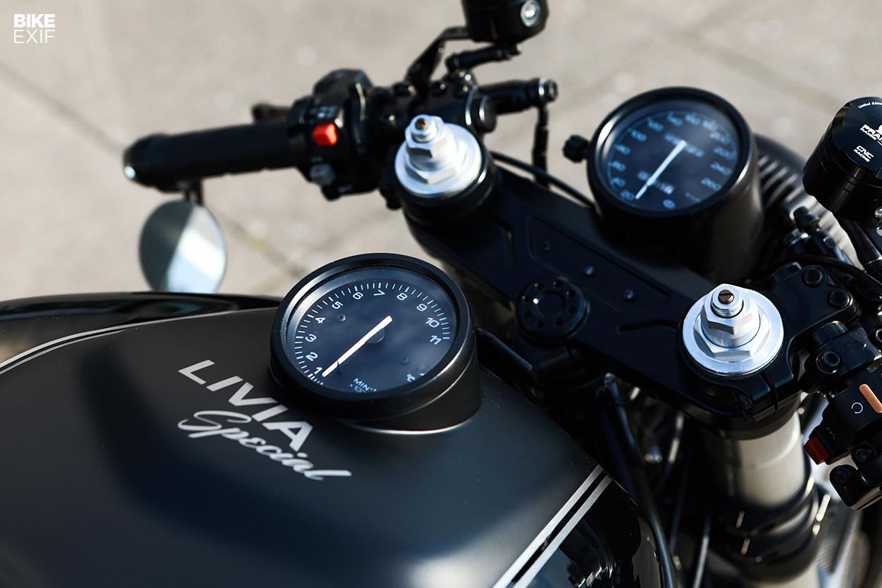 Custom Ducati 900 SS from KD Motorcycles