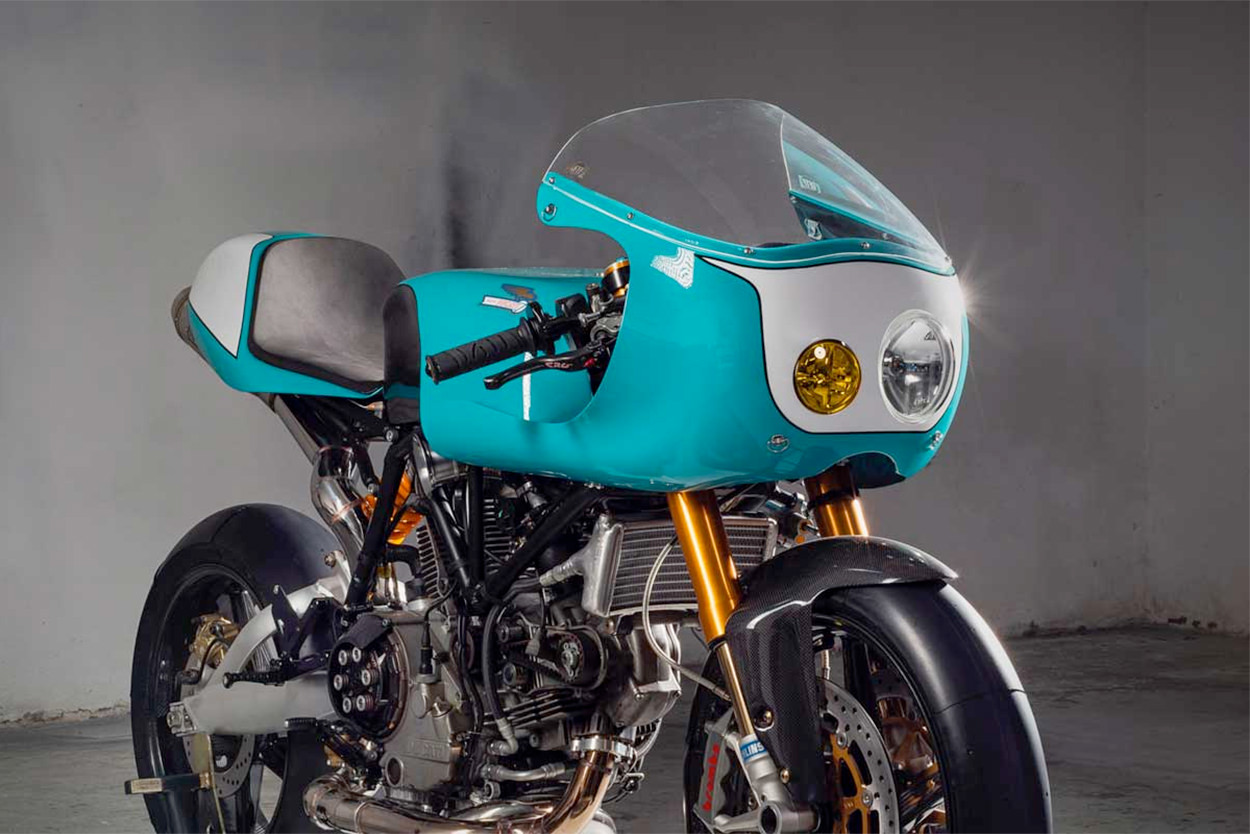 Ducati 1000SS by Scales Studio